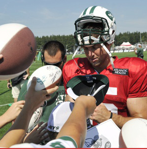 Dyslexia Could Never Sack Jets' Tebow